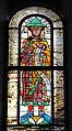 2011-02-26 Augsburg 038 Dom Unserer Lieben Frau, Buntglasfenster, Prophet Daniel (5482924736).jpg