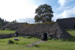 Highland Folk Museum - Image: 2011 Schotland Highland Folk Museum The Stockman's House 28 05 2011 18 12 25