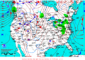2012-01-03 Surface Weather Map NOAA.png
