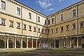 2012 Cloister - Former convent of Santo Stefano (Venice)2.jpg