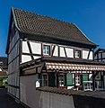2013-09-24 Alte Winkelgasse 3, Königswinter-Oberdollendorf, Rückfassade IMG 1118.jpg