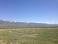 2014-06-11 14 28 07 View of the East Humboldt Range from Interstate 80 near Deeth, Nevada.JPG