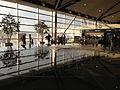 2014-08-30 19 05 07 Fountain at Detroit Metropolitan Wayne County Airport in Detroit, Michigan.JPG