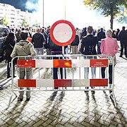 20140828 Toeschouwers vuurwerk Groningens Ontzet Emmasingel Groningen NL.jpg