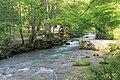 2014 Nowy Aton, Historyczny szlak w kanionie rzeki Psyrccha (03).jpg