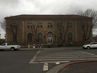 Elko Main Post Office United States historic place