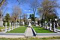 2016-03-31 GuentherZ Wien11 Zentralfriedhof (56) Ruhestaette Schulschwestern vom 3.Orden des Hl Franziskus.JPG