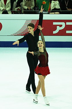 2016 Grand Prix of Figure Skating Final Aleksandra Boikova Dmitrii Kozlovskii IMG 3162.jpg
