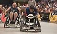 2016 Invictus Games, US Team defeats Australia in semi-final wheelchair rugby match 160511-D-BB251-004.jpg