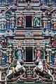 2016 Kuala Lumpur, Świątynia Sri Mahamariamman (02).jpg