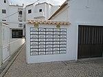 2017-11-28 Letter boxes, Beco Infante Dom Henrique, Albufeira.JPG