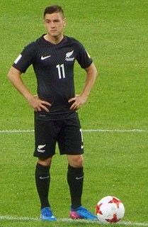 Marco Rojas New Zealand footballer
