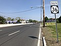 2018-05-25 15 36 04 View south along New Jersey State Route 36 just south of Main Street in Middletown Township, Monmouth County, New Jersey.jpg