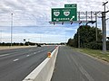 2018-10-19 14 18 32 View east along Interstate 66 at Exit 47 (Virginia State Route 234 NORTH, Virginia State Route 234 Business, Manassas) in Groveton, Prince William County, Virginia.jpg