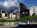 2018 Bogotá avenida 26 barrio Bosque Izquierdo.jpg