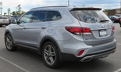 Hyundai Santa Fe - Wikiwand