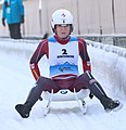 2019-01-25 Women's Sprint Qualification at FIL World Luge Championships 2019 by Sandro Halank–008.jpg