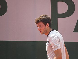 Pedro Martínez (tennis) Spanish tennis player