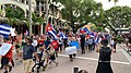 2021 Cuban government protest in Naples Florida.jpg