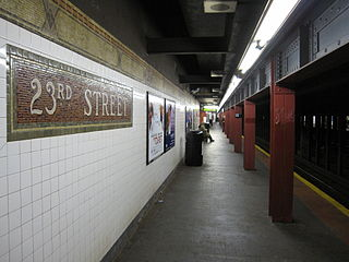 23rd Street IRT Broadway–Seventh Avenue 1466.JPG