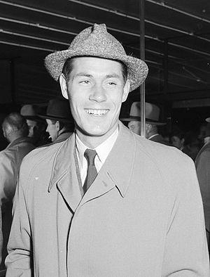 Roald Aas - Roald Aas in 1952