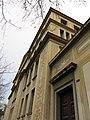 341 Grup escolar Ramon Llull, façana av. Diagonal.JPG