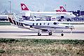 350ab - Untitled Pilatus PC-12, HB-FOX@ZRH,01.04.2005 - Flickr - Aero Icarus.jpg