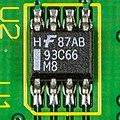 3COM Megahertz 3CCE589ET - board - Fairchild 93C66-6666.jpg