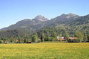 Bayrischzell - Image: 4921f 1fdc 0