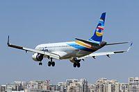 4X-EMC - E190 - Arkia Israeli Airlines