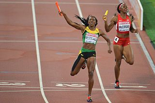 2015 World Championships in Athletics – Womens 4 × 400 metres relay