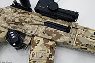 5,45mm AK-12 6P70 assault rifle at Military-technical forum ARMY-2016 04
