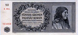 50 Crowns of the Protectorate of Bohemia and Moravia (1944).jpg