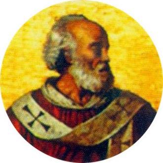 Pope Boniface II - Image: 55 Boniface II