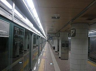 Sangil-dong station - Image: 553 Sangil dong Platform 1 and 2