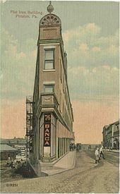 Pittston, Pennsylvania - Wikipedia