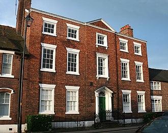 83 Welsh Row, Nantwich - 83 Welsh Row, Nantwich