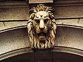 8500 - Milano - Palazzo Borgazzi (1829) - Dettaglio - Foto Giovanni Dall'Orto, 31-Aug-2007.jpg