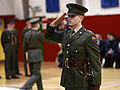 89th Cadet class Commissioning Ceremony Curragh Camp (12116526933).jpg