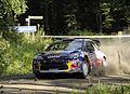 8 Thierry Neuville and Nicolas Gilsoul, BEL BEL, Citroen Junior World Rally Team Citroen DS3 WRC.jpg