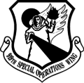 919th Special Operations Wing (Black & White).png