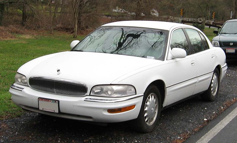 Tags : Buick Park Avenue (1990-1995)