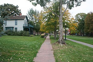 National Register of Historic Places listings in Colorado - Auraria 9th Street Historic District in Denver County