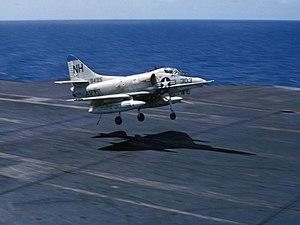VFA-113 - Image: A 4 CVA 63 Mar 1966
