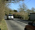 A3098 near the top of Lodge Hill - geograph.org.uk - 1777683.jpg