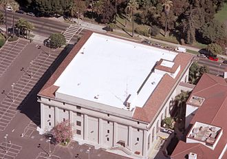 Flat roof - Flat roof in Los Angeles