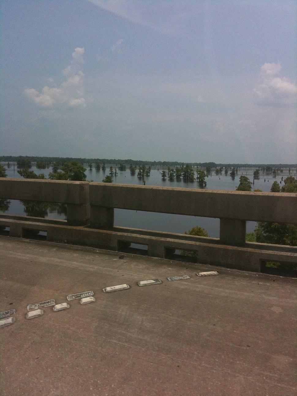 AB Bridge I-10