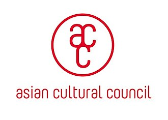 Asian Cultural Council - Image: ACC Stacked RGB