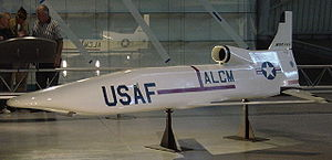 Cruise missile - A United States Air Force AGM-86
