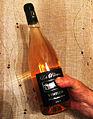 AOC Ventoux rosé 2014 Cuvée les Pélerins.JPG